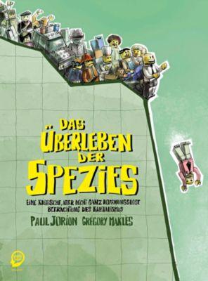 Das Überleben der Spezies, Paul Jorion, Grégory Maklès