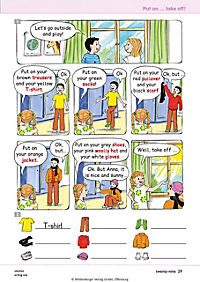 Das Übungsheft Englisch: Klasse 3 - Produktdetailbild 1