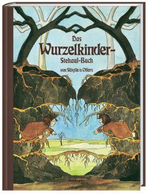 Das Wurzelkinder-Stehauf-Buch, Sibylle von Olfers