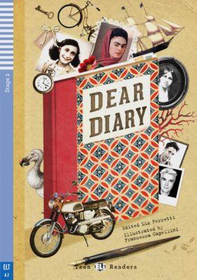 Dear Diary ..., w. Audio-CD, Kurt Cobain, George Orwell