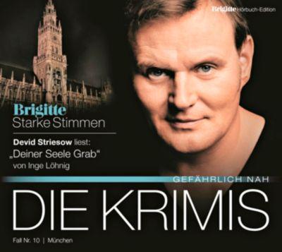 Deiner Seele Grab, 4 Audio-CDs, Inge Löhnig