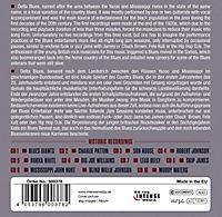 Delta Blues-Milestones Of Legends, 10 CDs - Produktdetailbild 1