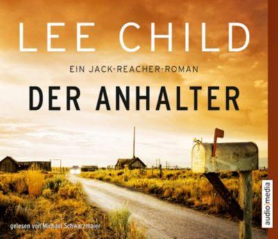Der Anhalter, 6 Audio-CDs, Lee Child