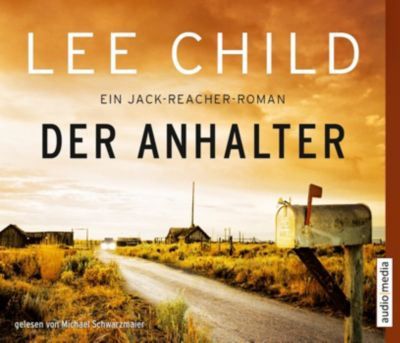 Der Anhalter, 6 Audio-CDs, Lee Child