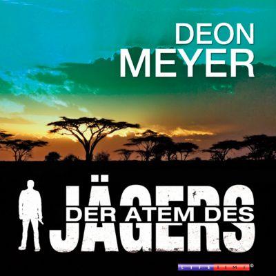 Der Atem des Jägers, 1 MP3-CD, Deon Meyer