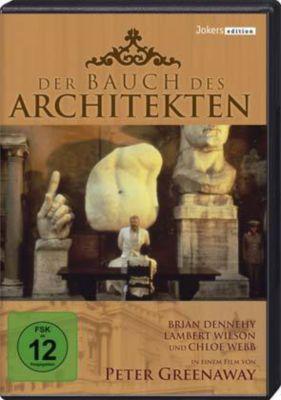 Der Bauch des Architekten, DVD
