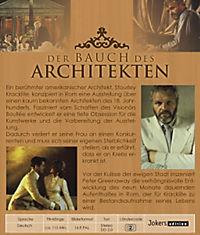 Der Bauch des Architekten, DVD - Produktdetailbild 1