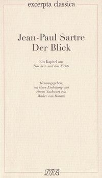 Der Blick, Jean-Paul Sartre