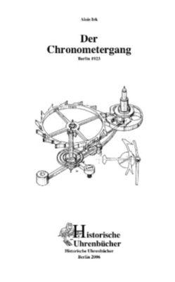 Der Chronometergang, Alois Irk