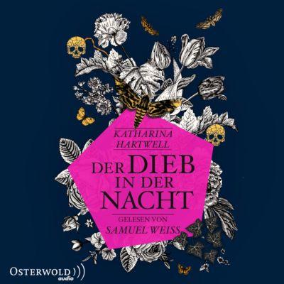 Der Dieb in der Nacht, 6 Audio-CDs, Katharina Hartwell
