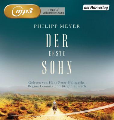 Der erste Sohn, 2 MP3-CDs, Philipp Meyer