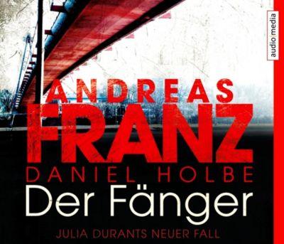 Der Fänger, 6 CDs, Andreas Franz, Daniel Holbe