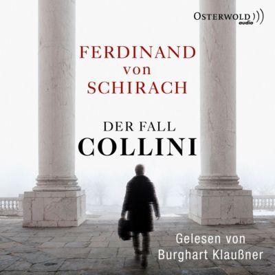 Der Fall Collini, 3 Audio-CDs, Ferdinand Von Schirach