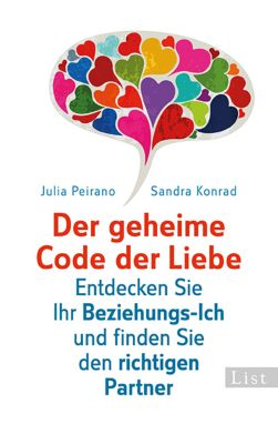 Der geheime Code der Liebe, Julia Peirano, Sandra Konrad