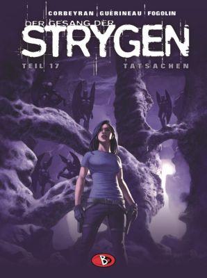 Der Gesang der Strygen - Tatsachen, Eric Corbeyran, Richard Guérineau, Dimitri Fogolin
