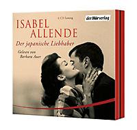 Der japanische Liebhaber, 6 CDs - Produktdetailbild 1