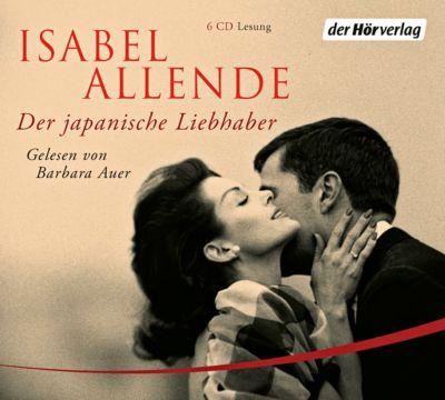 Der japanische Liebhaber, 6 CDs, Isabel Allende
