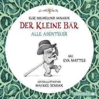 Der Kleine Bär - Alle Abenteuer, 1 Audio-CD, Else Holmelund Minarik