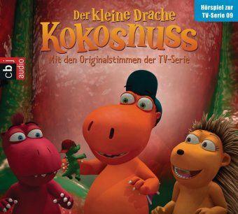 Der Kleine Drache Kokosnuss - Hörspiel zur TV-Serie, 1 Audio-CD, Ingo Siegner