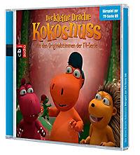 Der Kleine Drache Kokosnuss - Hörspiel zur TV-Serie, 1 Audio-CD - Produktdetailbild 1