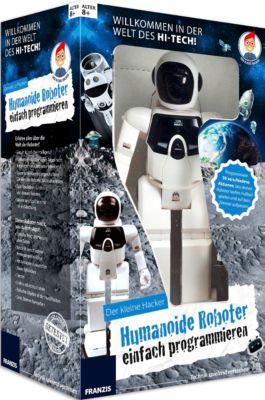 Der kleine Hacker: Humanoide Roboter einfach programmieren, Anita Woitonik