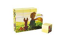Der Kleine Prinz- kleines Würfelpuzzle 12tlg. - Produktdetailbild 3