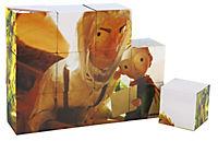 Der Kleine Prinz- kleines Würfelpuzzle 12tlg. - Produktdetailbild 4