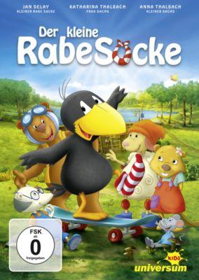 Der kleine Rabe Socke, Annet Rudolph, Nele Moost