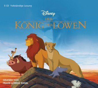 Der König der Löwen, 1 Audio-CD, Der König Der Löwen