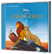 Der König der Löwen, 1 Audio-CD - Produktdetailbild 1