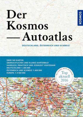 Der Kosmos Autoatlas