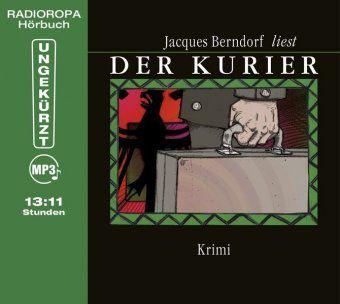 Der Kurier, MP3-CD, Jacques Berndorf