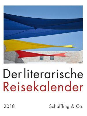 Der literarische Reisekalender 2018