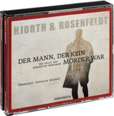 Der Mann, der kein Mörder war, 6 CDs, Michael Hjorth, Hans Rosenfeldt