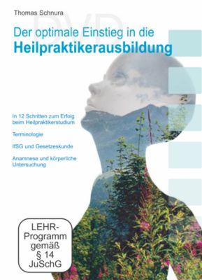 Der optimale Einstieg in die Heilpraktikerausbildung, 3 DVDs, Thomas Schnura
