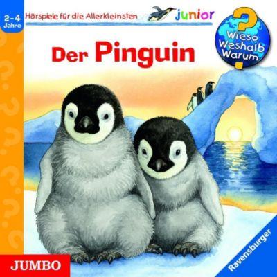 Der Pinguin, 1 Audio-CD, Daniela Prusse