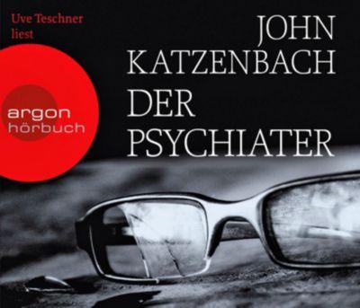 Der Psychiater, 6 Audio-CDs, John Katzenbach