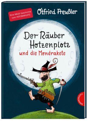 Der Räuber Hotzenplotz und die Mondrakete, Otfried Preußler