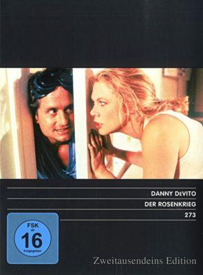 Der Rosenkrieg, DVD
