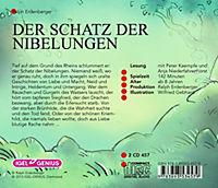 Der Schatz der Nibelungen, 2 Audio-CDs - Produktdetailbild 1