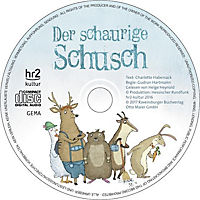 Der schaurige Schusch, m Audio-CD - Produktdetailbild 3