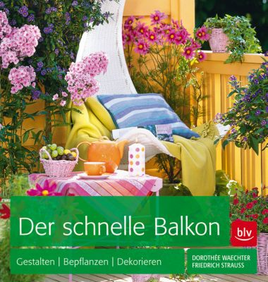 Der schnelle Balkon, Dorothée Waechter, Friedrich Strauß