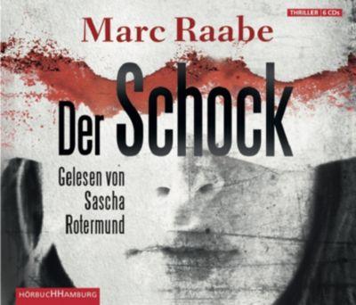 Der Schock, 6 CDs, Marc Raabe