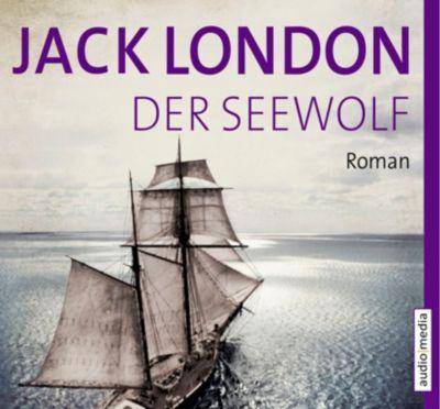 Der Seewolf, 5 Audio-CDs, Jack London