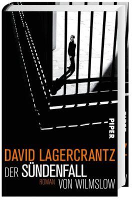 Der Sündenfall von Wilmslow, David Lagercrantz
