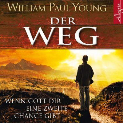 Der Weg, 6 Audio-CDs, William P. Young