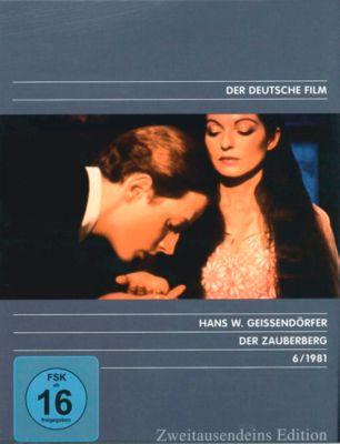 Der Zauberberg, DVD, Thomas Mann
