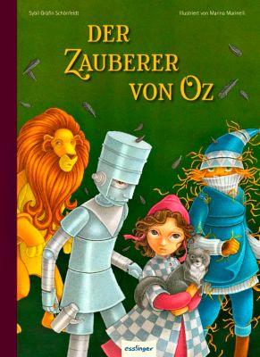 Der Zauberer von Oz, Sybil Gräfin Schönfeldt, Marina Marinelli