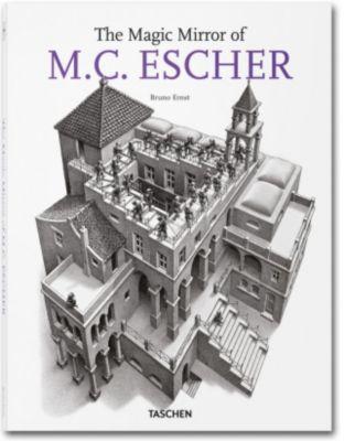 Der Zauberspiegel des M. C. Escher, Bruno Ernst