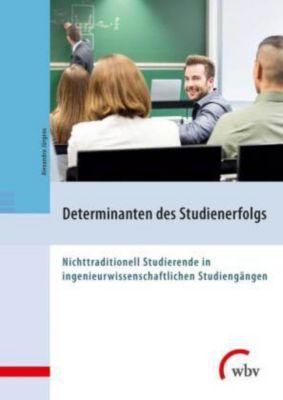Determinanten des Studienerfolgs, Alexandra Jürgens